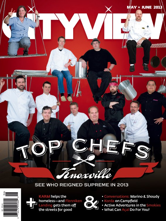 Cityview Magazine hosts 6th Annual Top Chefs Event at Lighthouse Knoxville