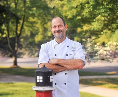 Chef, Tim Clowers, part of Signature Chefs