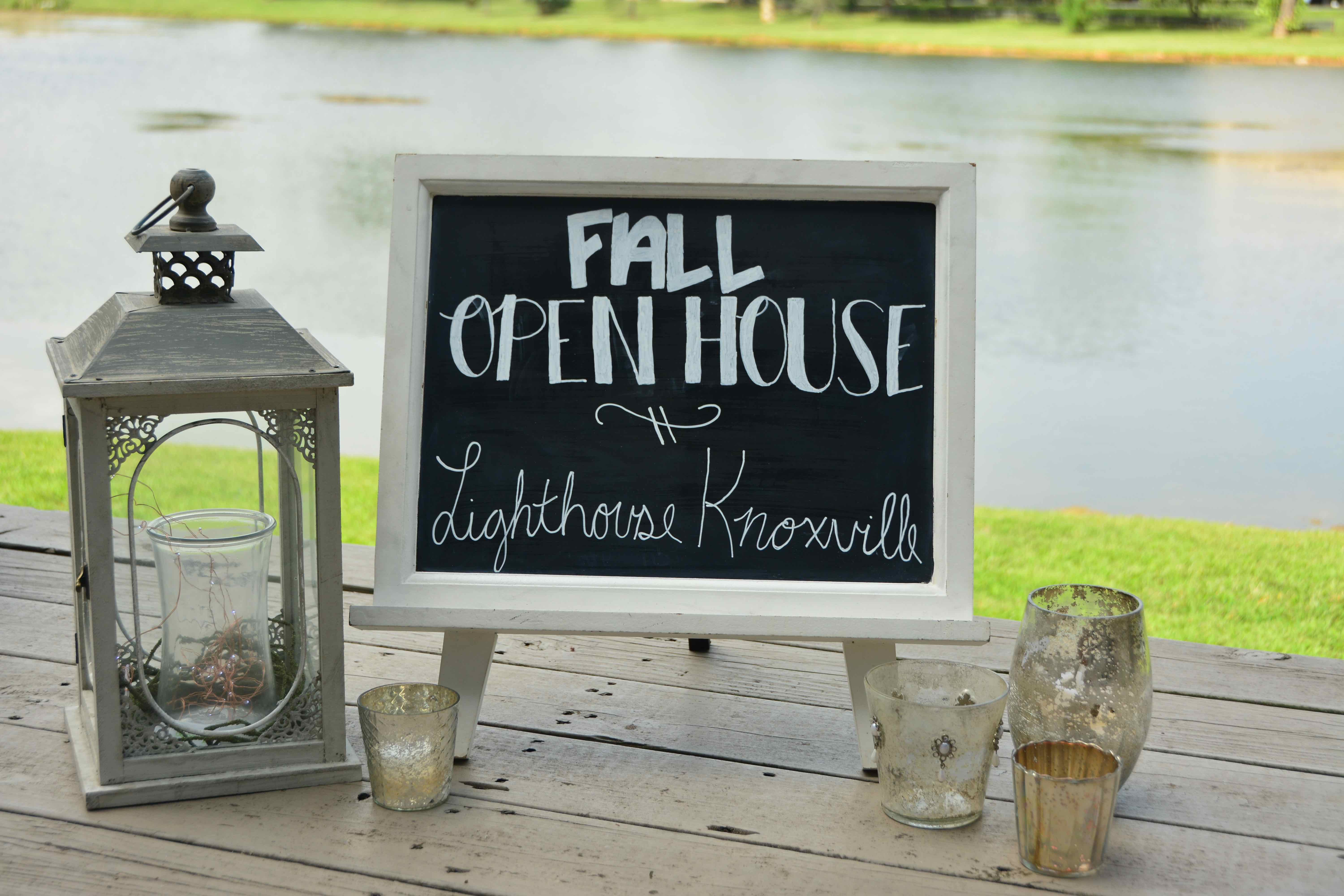 Fall Open House Lighthouse Knoxville