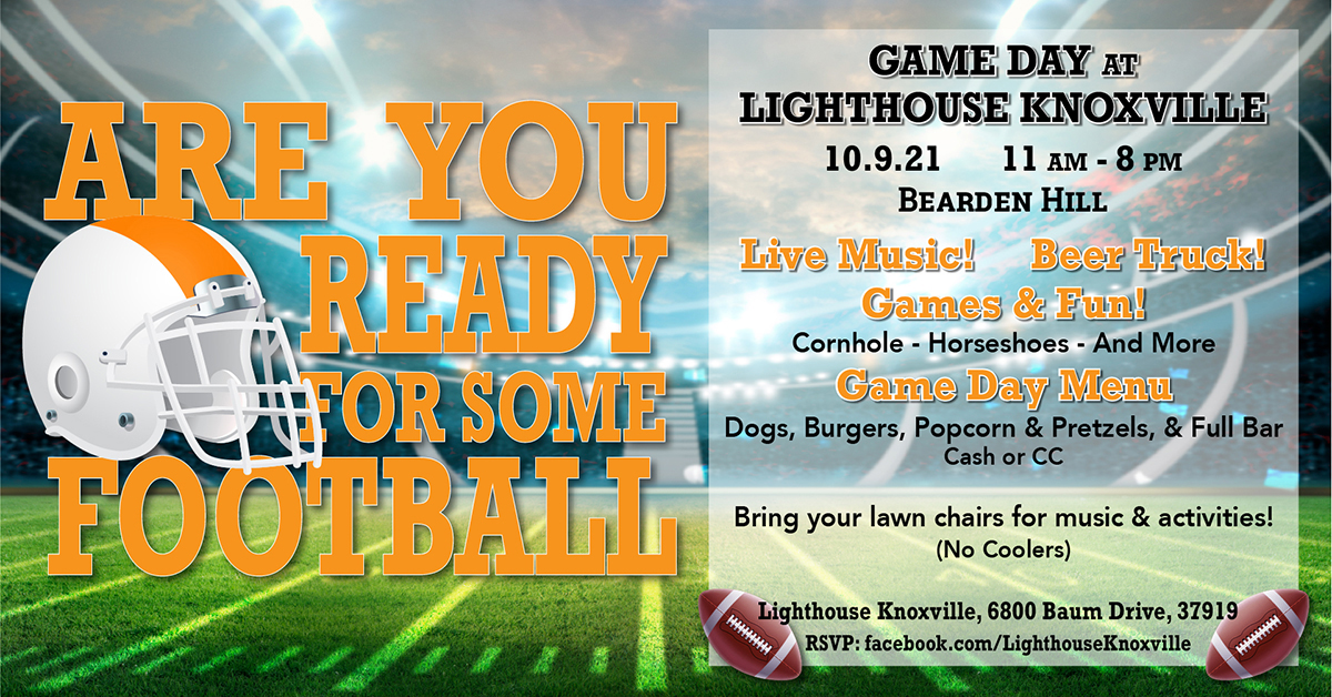 9 Oct 2021 UT Football Game Day party hosted at Lighthouse Knoxville